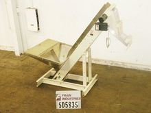 Feeder Incline/Cleated 5 cu ft