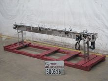 "Flex Link Conveyor Table Top 6"""