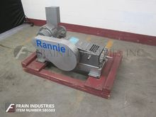 Rannie Homogenizer Single Stage