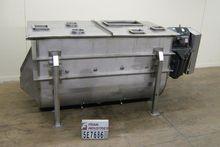 Design Metals Mixer Powder Ribb