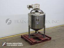 Stainless Fabrication Inc Tank