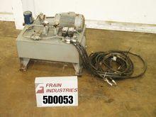 Pump Hydraulic 5D0053