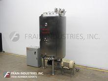 Abec Tank Fermentor 1000 GAL 5D