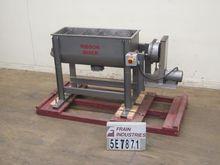 Mixer Powder Ribbon S. S. 12 CU