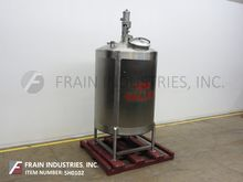 Used Tank SS Single