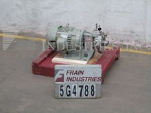 Used Fristam Pumps P