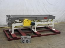 """Sifter Separator 30""""X120"""" 5G587"""