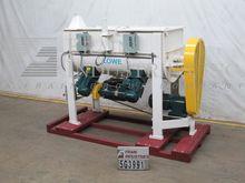 Lowe Mixer Powder Ribbon Carbon