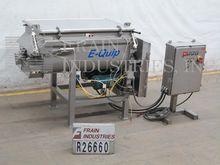 E-Quip Mixer Powder Ribbon S. S