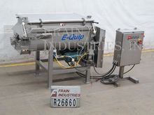 E-Quip Mixer Powder Ribbon S. S