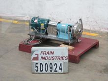 Tri Clover Pump Centrifugal SP2