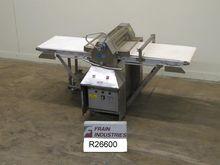Moline Bakery Equipment Sheeter