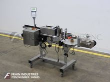 Used CVC Labeler P/S