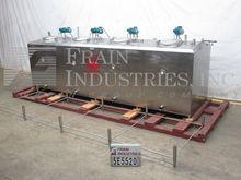 Cherry Burrell Tank Processors