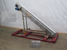 "Feeder Incline/Cleated 7.5""W X"
