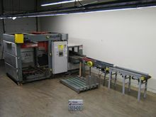 Alvey Palletizer Full case 600