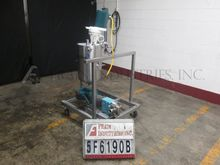 Wright Pans, Revolving Pumps LI