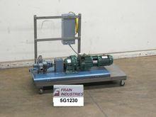 Roper Pump Positive 3611HBF 5G1