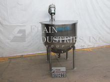 Coulter Kettle Single Motion 50