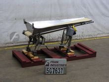 "Conveyor Belt 12¾""W X 80""L 5G76"