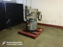 Powder Tech Inc / Ystral Sifter