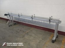 "Dorner Conveyor Table Top 4""W X"