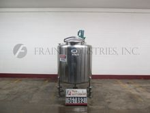 A & B Process Systems Tank SS S