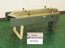 Weldotron Conveyor Infeed 1400