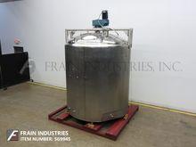 Crepaco Tank Processors 2000 GA