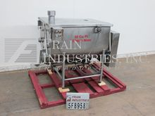 Mixer Paste Horizontal 60 CU FT