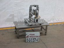 Used Wilden Pump Pos