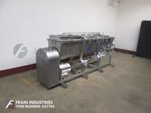 Damrow Blanchers Rotary 600LBS