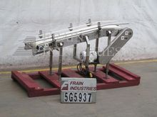 "Arrowhead Conveyor Belt 12""W 5G"