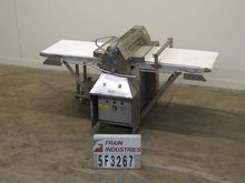 Moline Bakery Equipment Sheeter