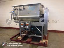 Rietz Mixer Powder Ribbon S. S.