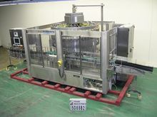 Krones Filler Liquid Grav/Press