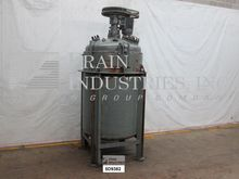 SXR Tank Reactor SS 500 GAL 5D9
