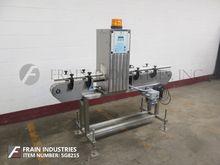 Cintex Metal Detector Conveyor