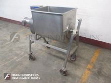 Leland Mixer Paste Single Arm 2