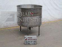 Used Tranter Tank SS