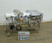 Eriez Metal Detector Conveyor E