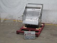 """Lyco Sifter Separator 36"""" 5G252"""