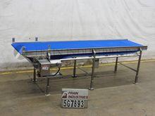 "Conveyor Table Top 33""W X 132""L"