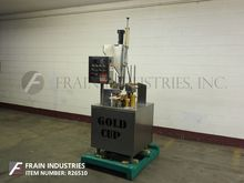 Gold Cup Filler Cup Rotary GC6-