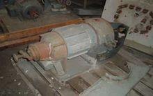 Bico UA Lab Pulverizer Hydrauli
