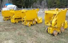Mucking Machines - Rail Mounted