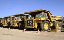 Komatsu HD785-E Haulage Trucks
