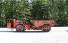 DUX-DT-22 Haulage Trucks