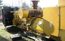Caterpillar Diesel Generators