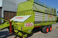 1993 Claas Sprint 445 K with 19